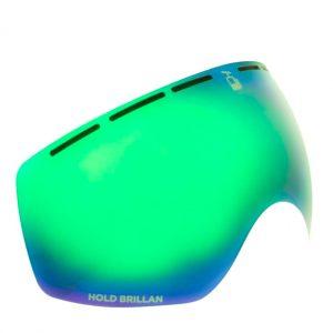 goggle skibriller ekstra linse glass rebel