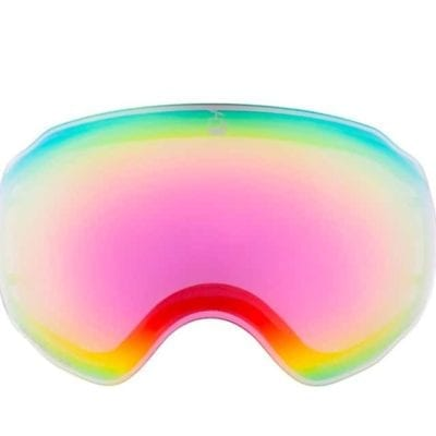 skibrille goggles ekstra linse glass renegade