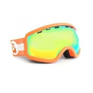skibrille goggles barn oransj ramme underdog