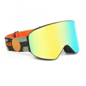 goggles svart skibrille camo outlaw