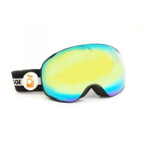 skibrille svart goggles renegade