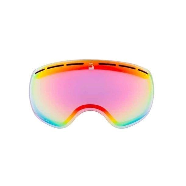 Goggles skibrille ekstra linse glass mutineer