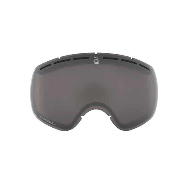 Goggles skibrille ekstra linse glass rebel