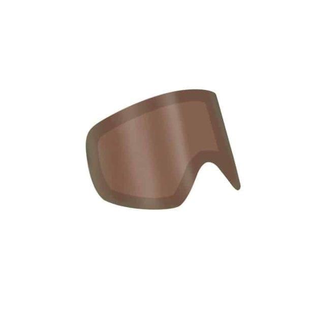goggle skibriller ekstra linse glass outlaw