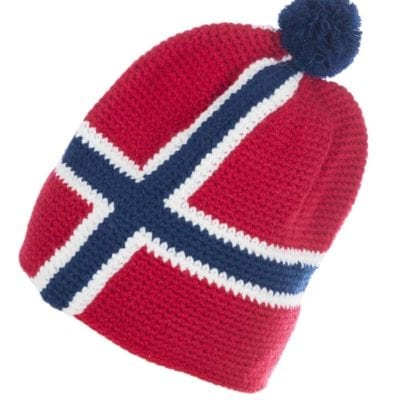 House Of Hygge Hekla Lue Norge Flagga comp