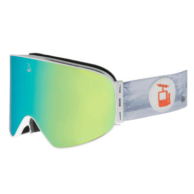 Ski goggles alpinbrille