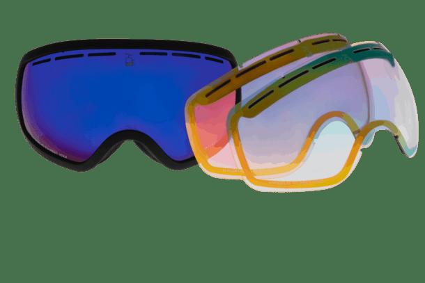 Rebel 3 linser