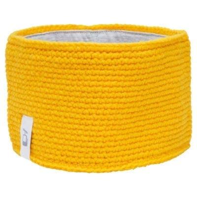 hekla pannebånd gul