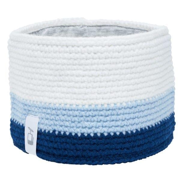 hekla pannebånd lys blå blå