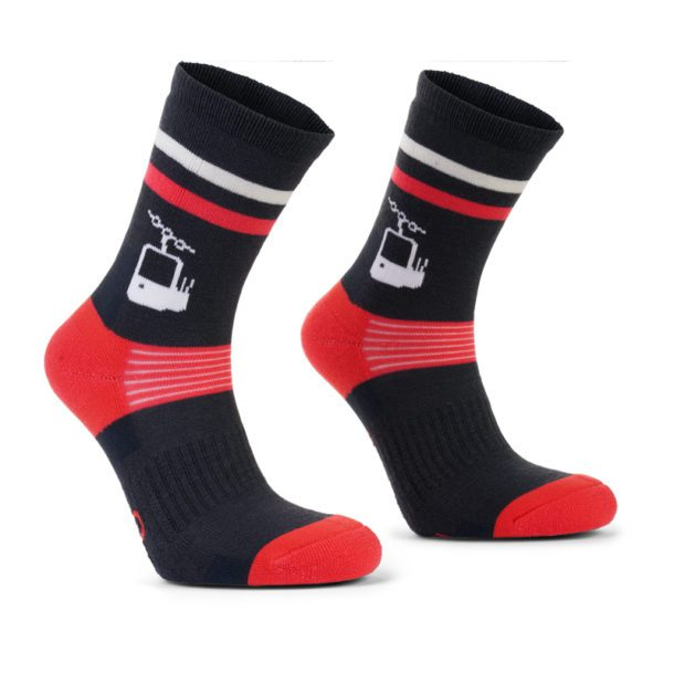 Trekking socks Hent vin 1N
