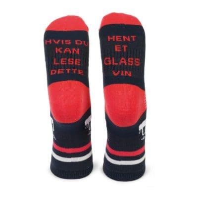 Trekking socks Hent vin 1R