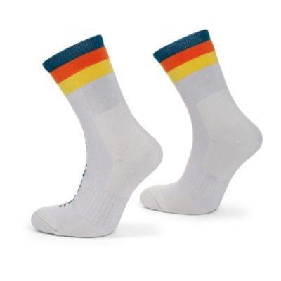 Trekking sock beige 1C