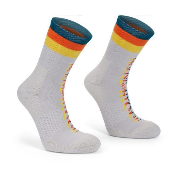 Trekking sock beige 1N